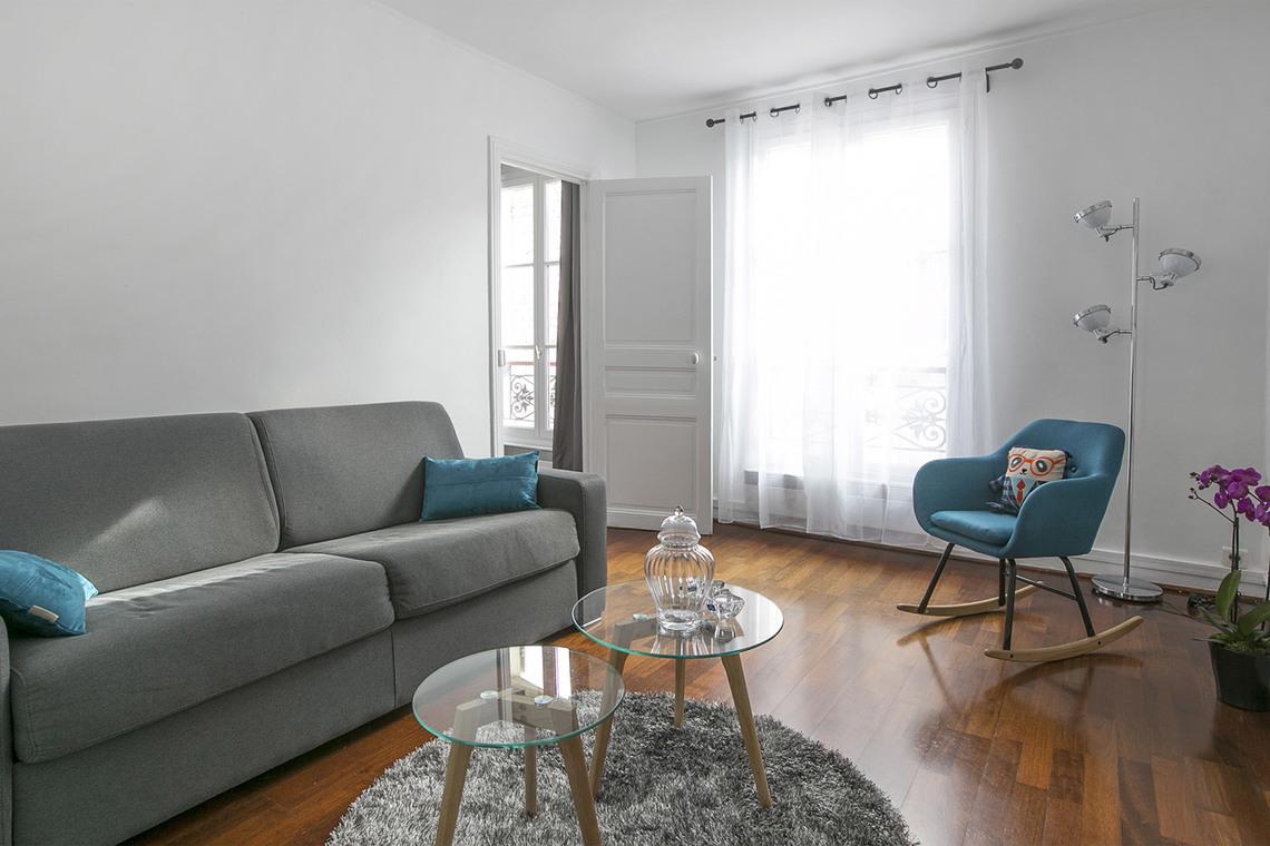 Location appartement meubl passage roux paris ref 15345 for Appartement meuble paris 17eme