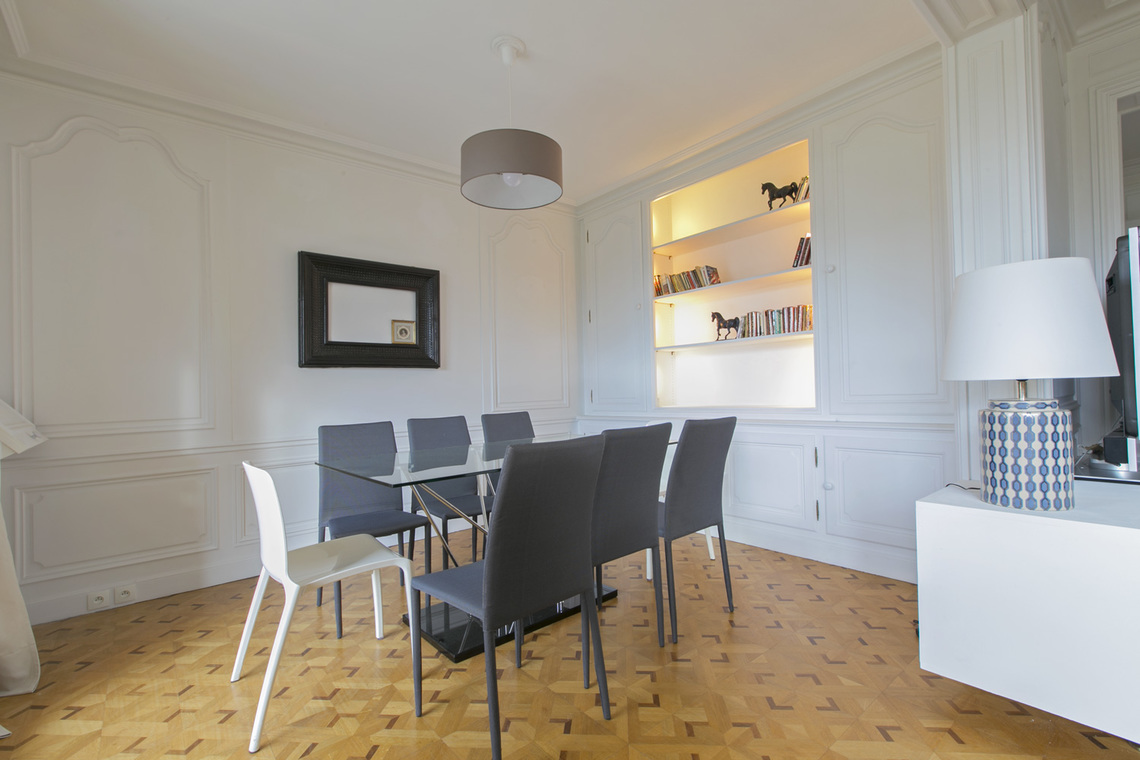 Appartement Paris Rue Erlanger 6