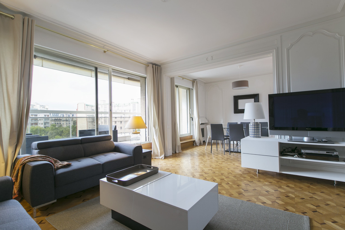 Appartement Paris Rue Erlanger 2