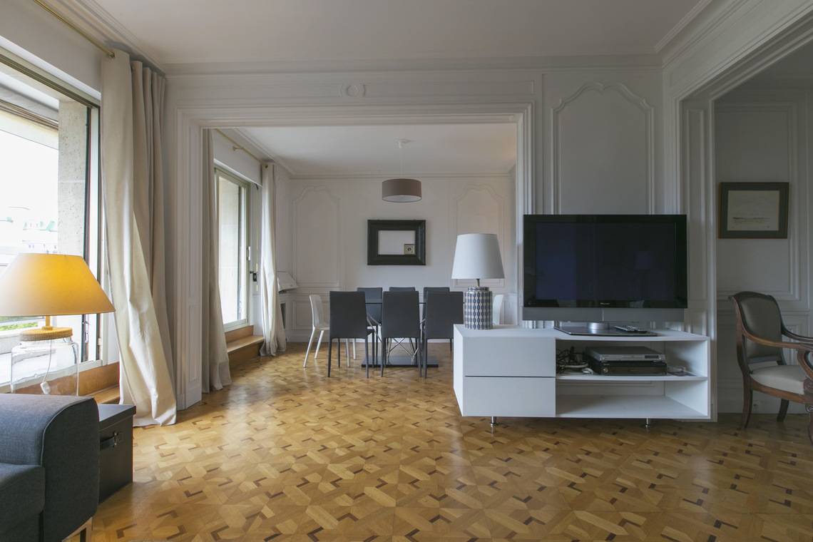 Appartement Paris Rue Erlanger 3