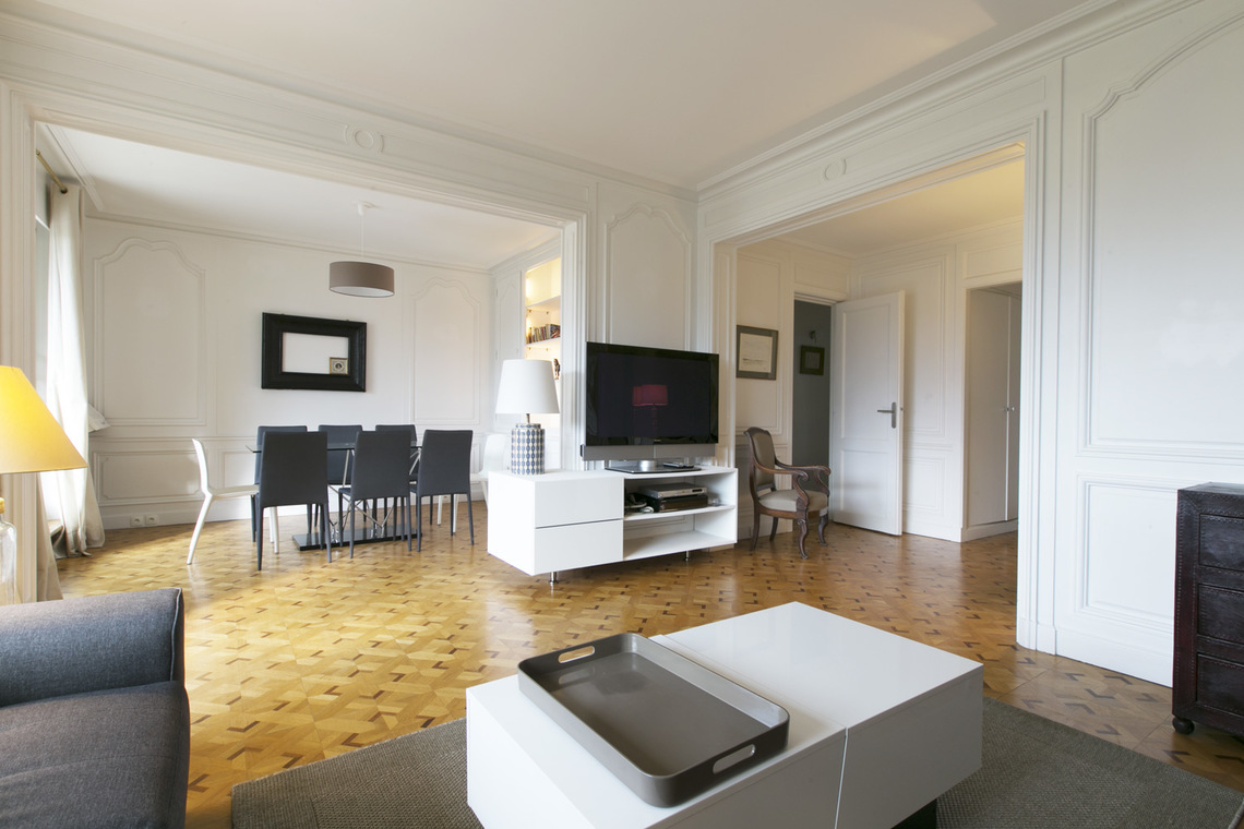 Appartement Paris Rue Erlanger 4