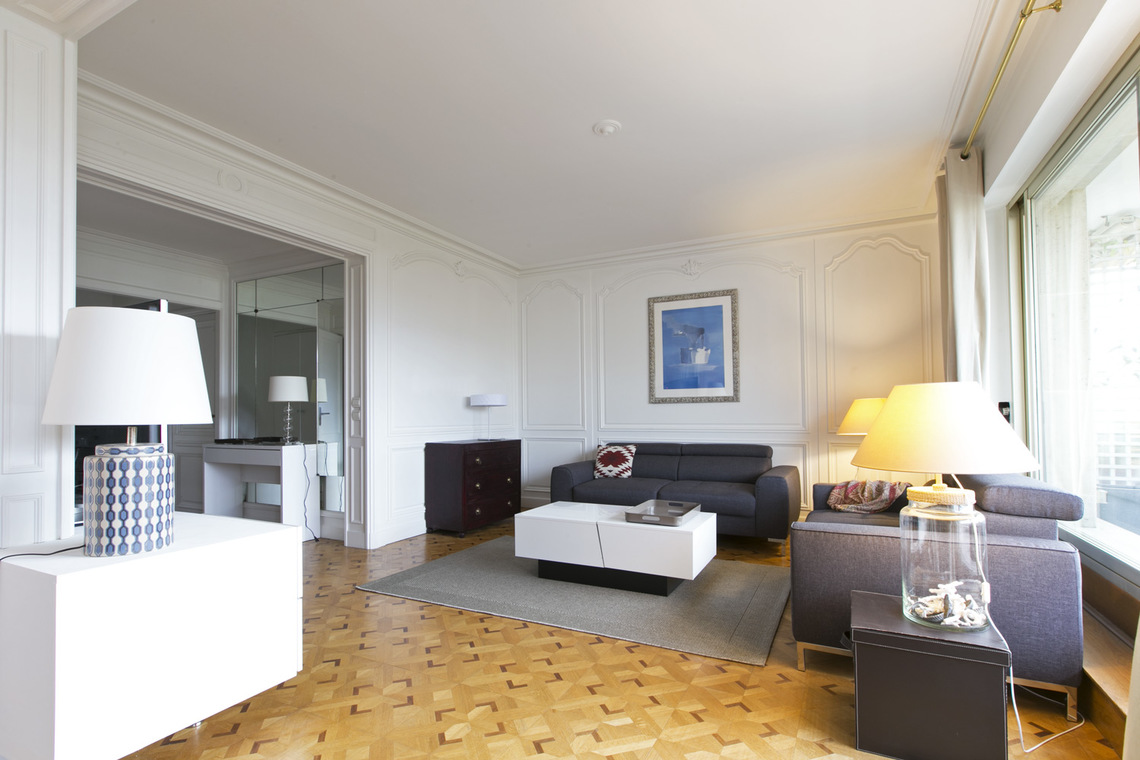 Appartement Paris Rue Erlanger 5