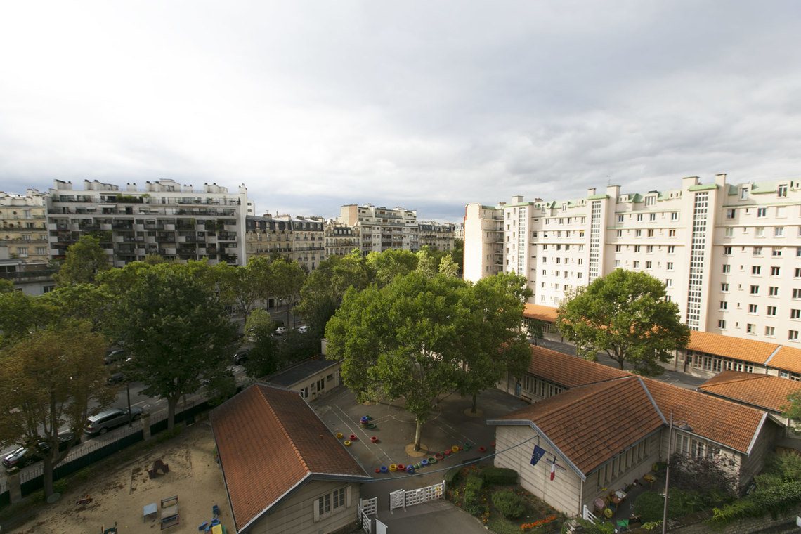 Appartement Paris Rue Erlanger 15