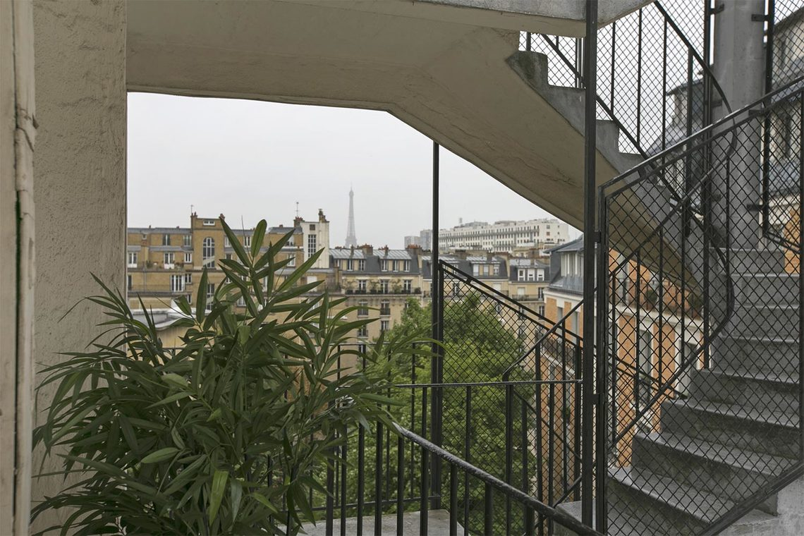 Appartement Paris Square Jouvenet 13