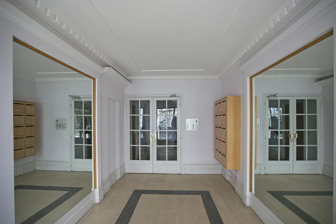 Appartement Paris Square Jouvenet 15