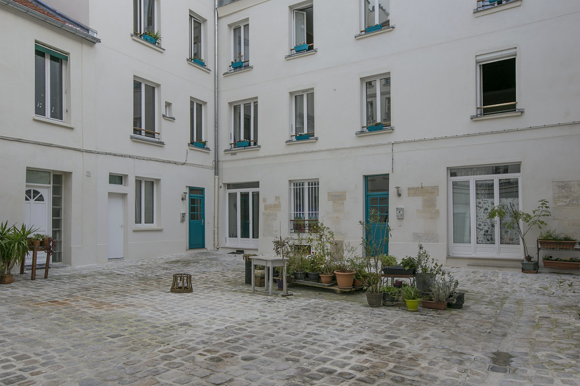 Appartement Paris Rue du Faubourg Saint Antoine 10