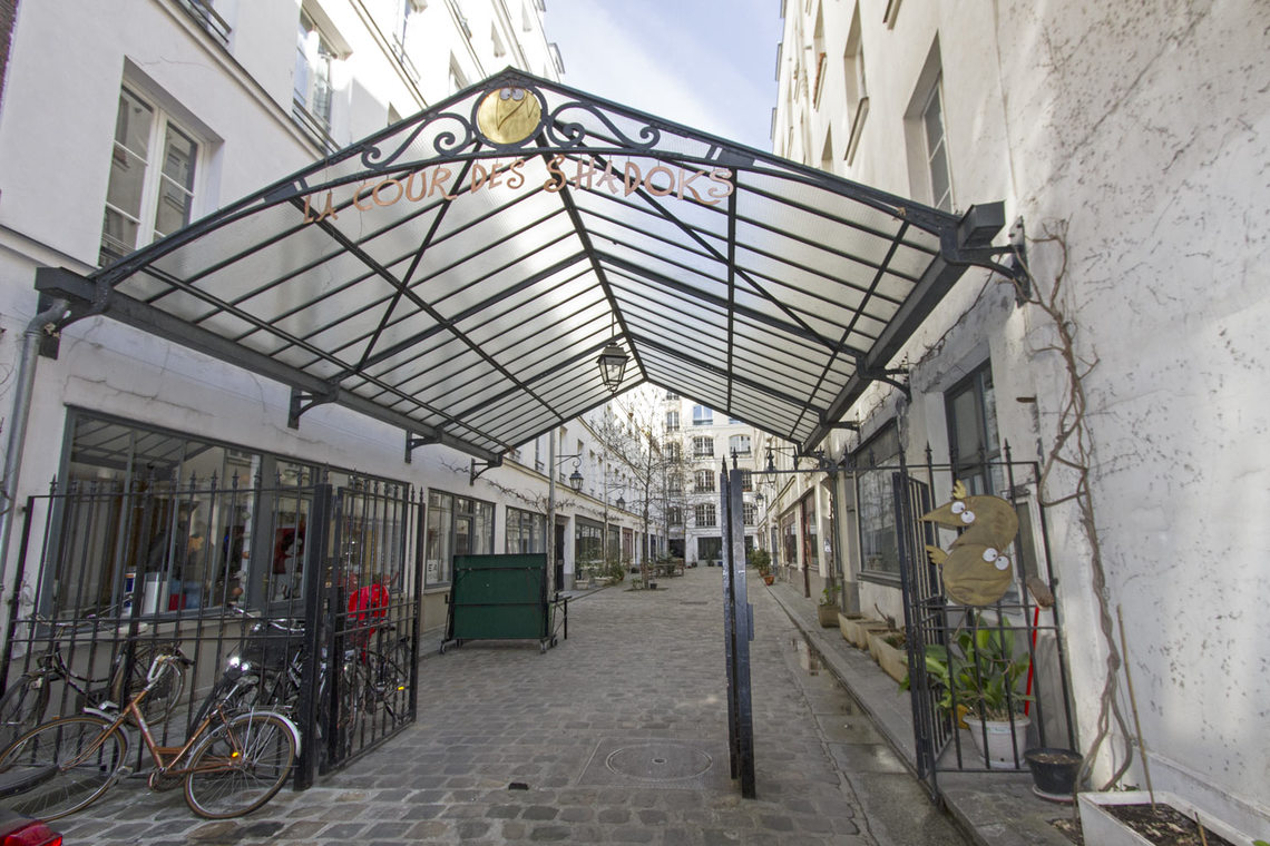 Appartement Paris Rue du Faubourg Saint Antoine 11