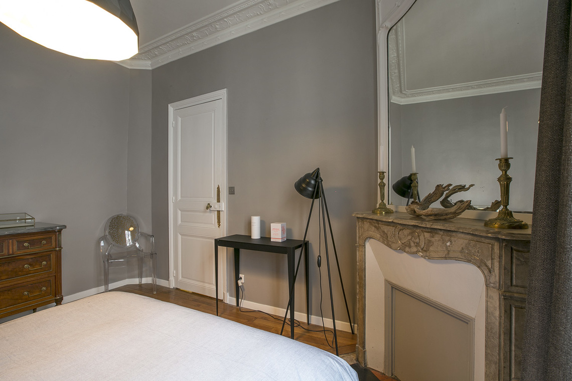Apartment Paris Rue Rodier 16