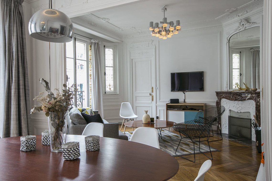 Apartment Paris Rue Rodier 5
