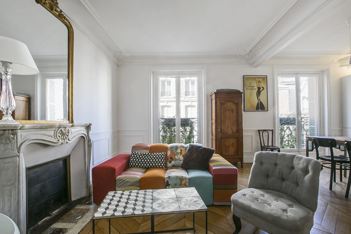 Paris Rue Denis Poisson Apartment for rent