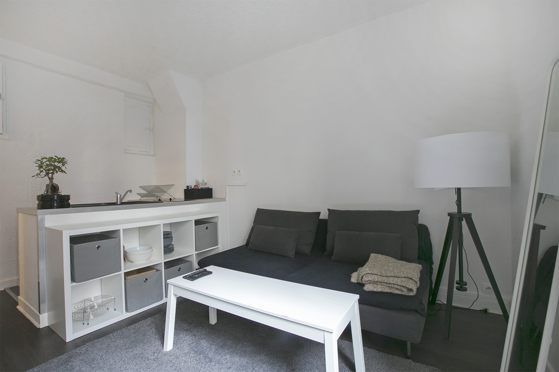 Furnished apartment for rent Paris Rue Mademoiselle