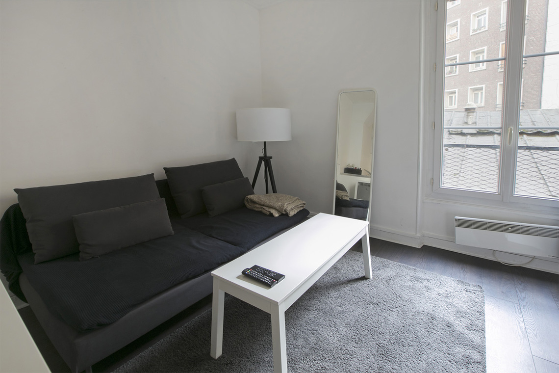 Paris Rue Mademoiselle Apartment for rent