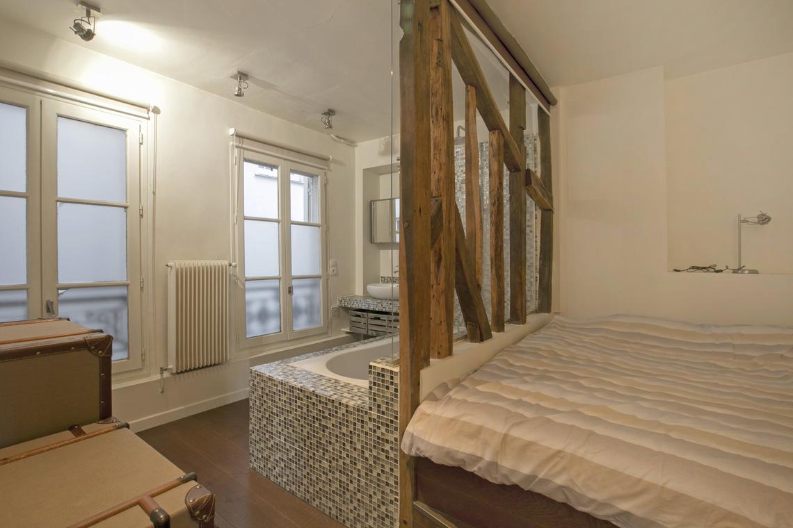 Location appartement meubl boulevard du temple paris for Chambre paris 13 location