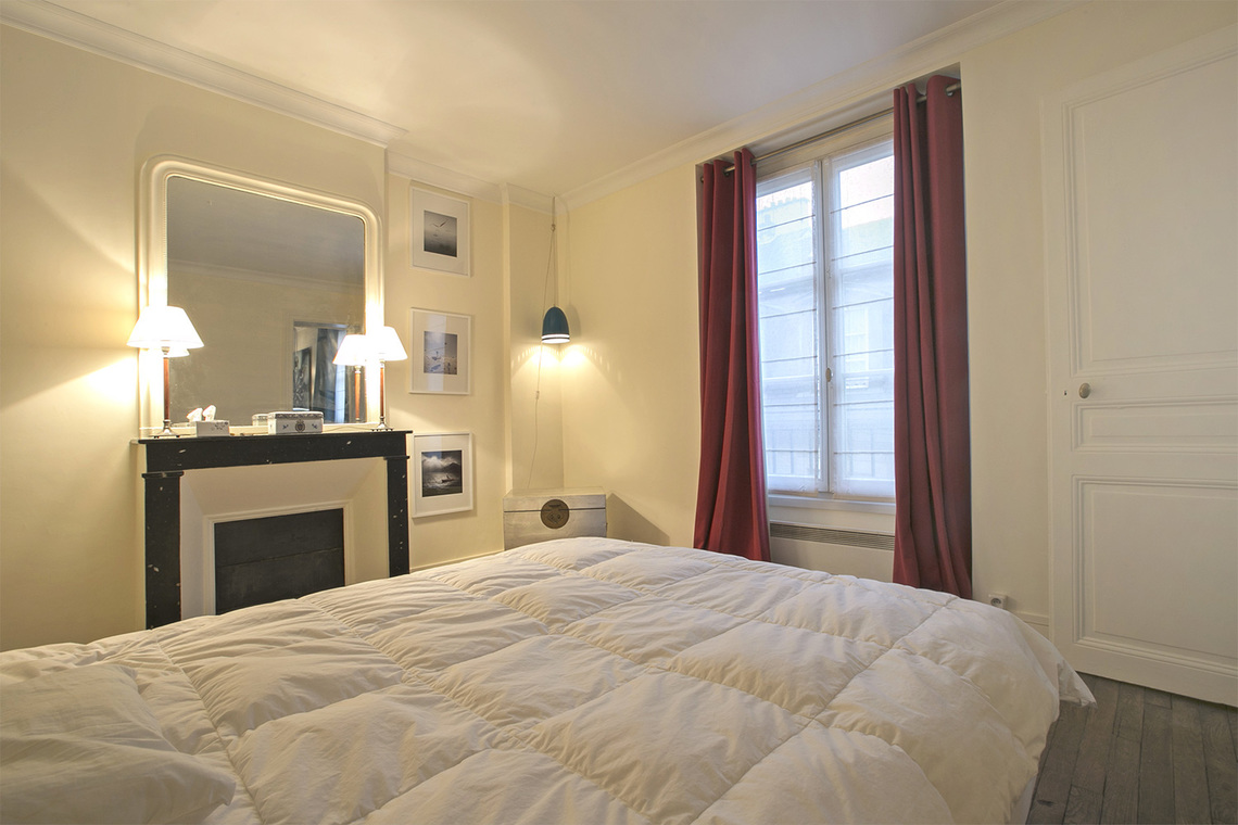Appartement Paris Rue Vieille du Temple 10