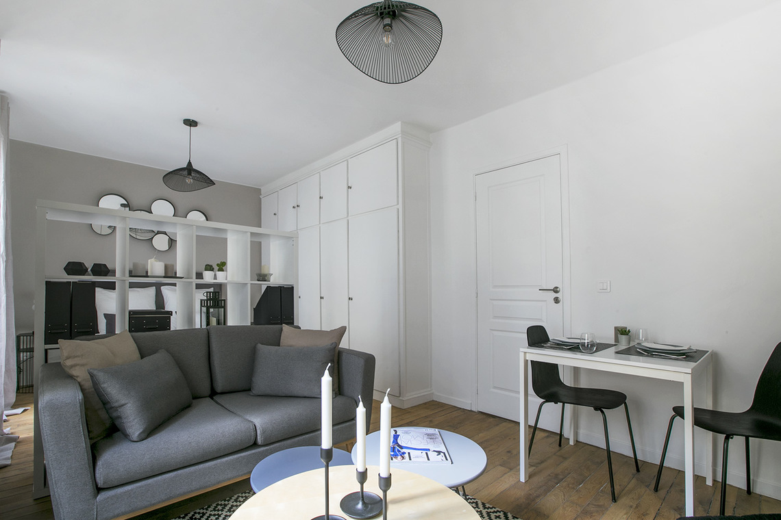Paris Avenue Mozart Apartment for rent