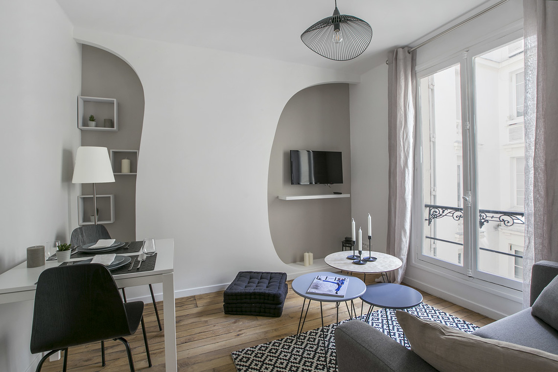 Apartment Paris Avenue Mozart 2