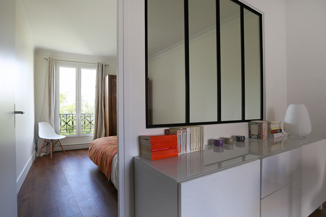 Apartment Paris Rue Caulaincourt 12