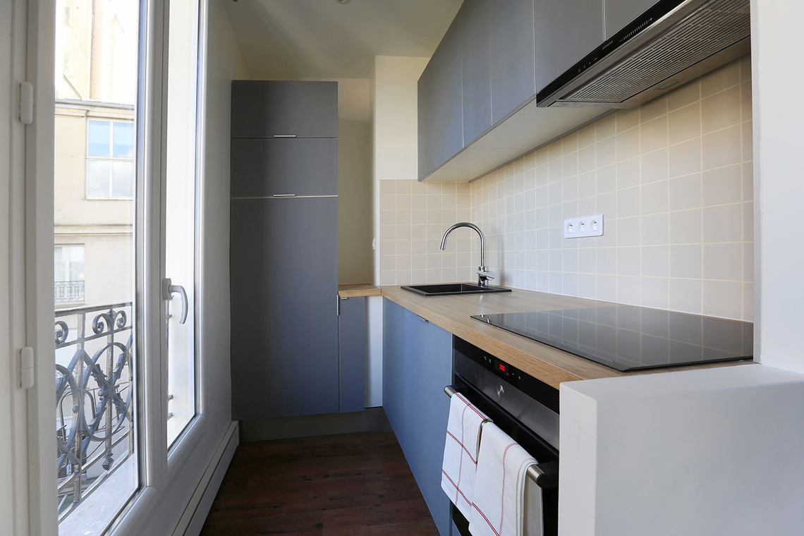 Apartment Paris Rue Caulaincourt 7