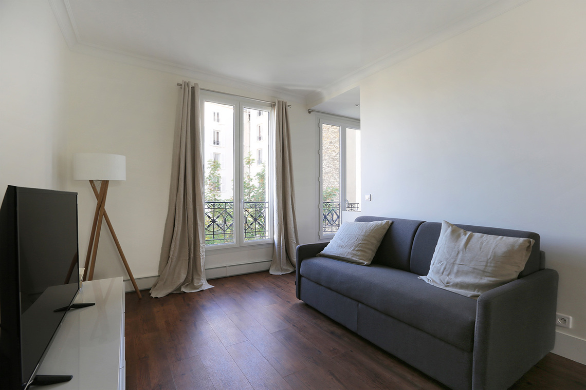Apartment Paris Rue Caulaincourt 4
