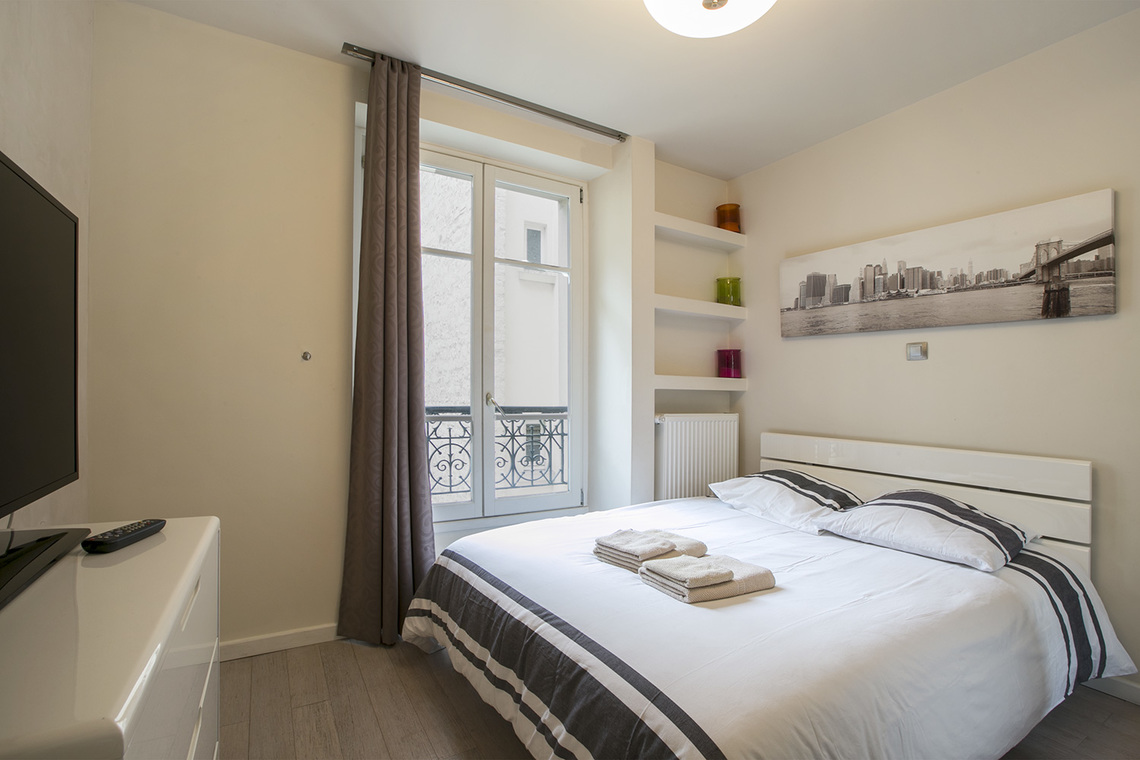 Appartement Paris Rue Pergolèse 10