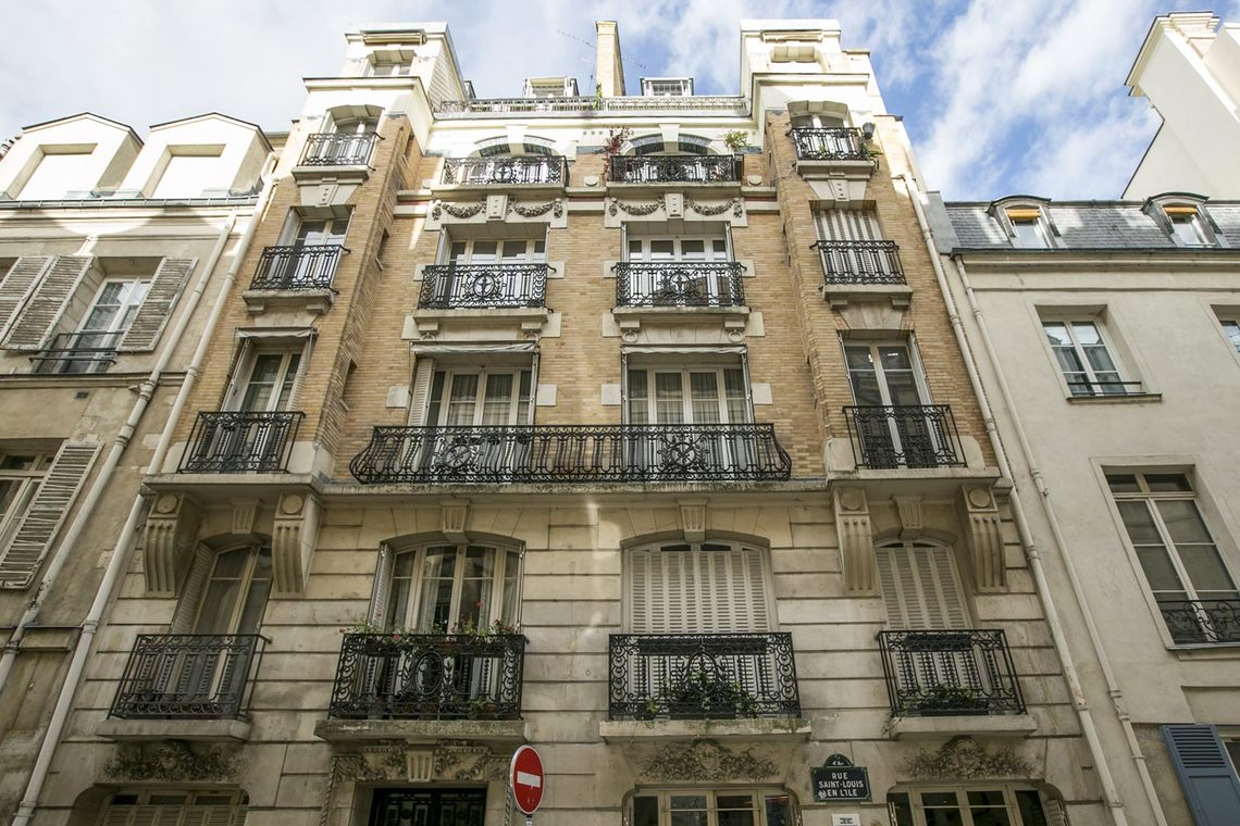 Appartamento Paris Rue Saint Louis en l'Ile 12