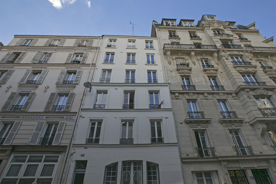 Appartement Paris Rue Bachelet  11