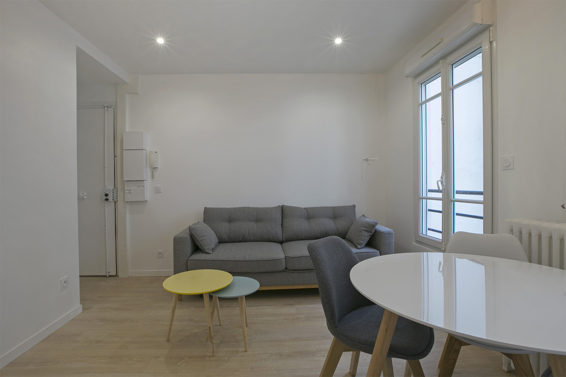 Appartement Paris Rue Bachelet  2