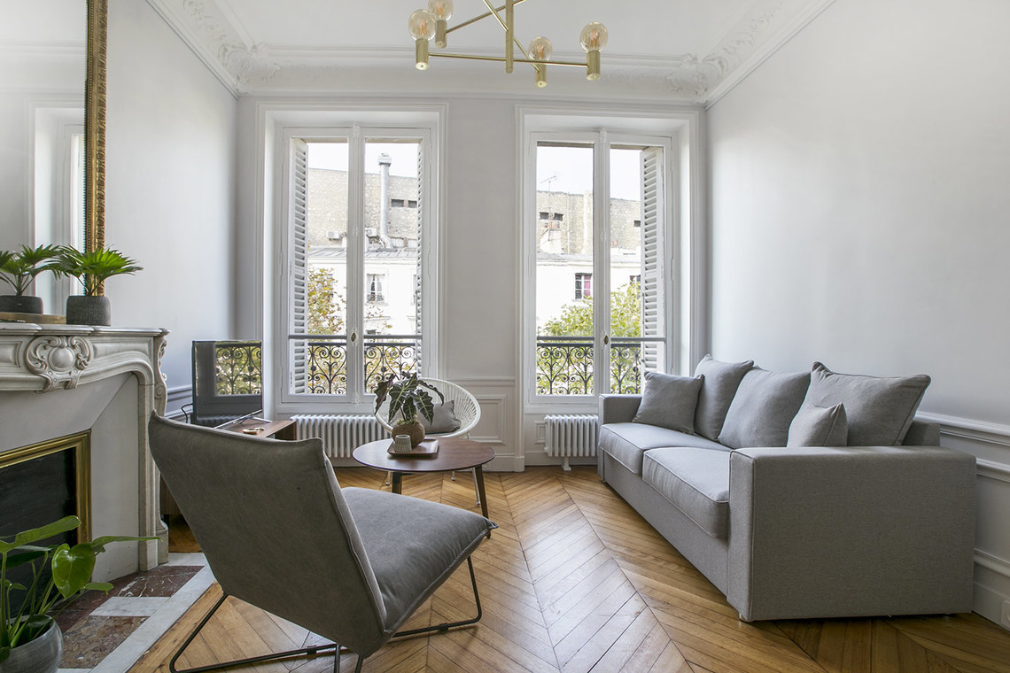 Paris Boulevard de la Tour Maubourg Apartment for rent