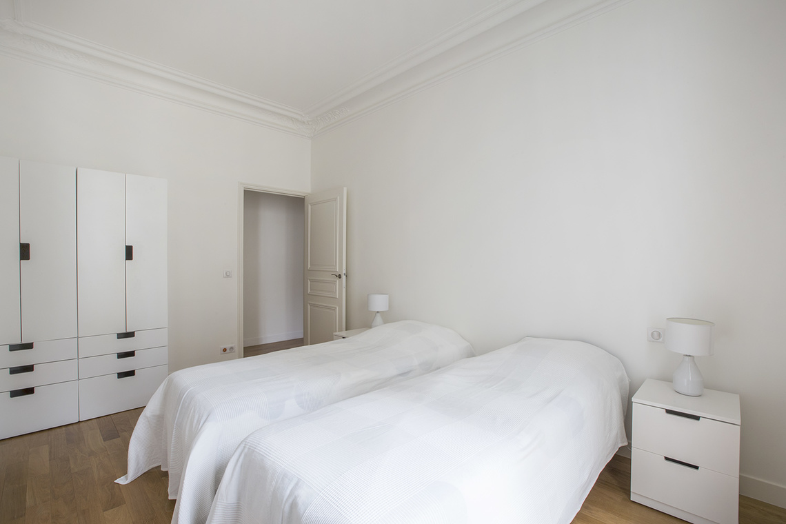 Apartment Paris Rue de Rennes 15