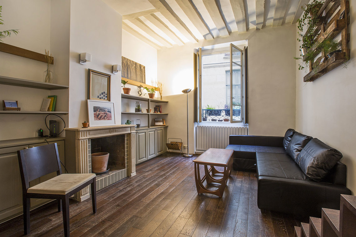 Paris Rue des Gravilliers Apartment for rent