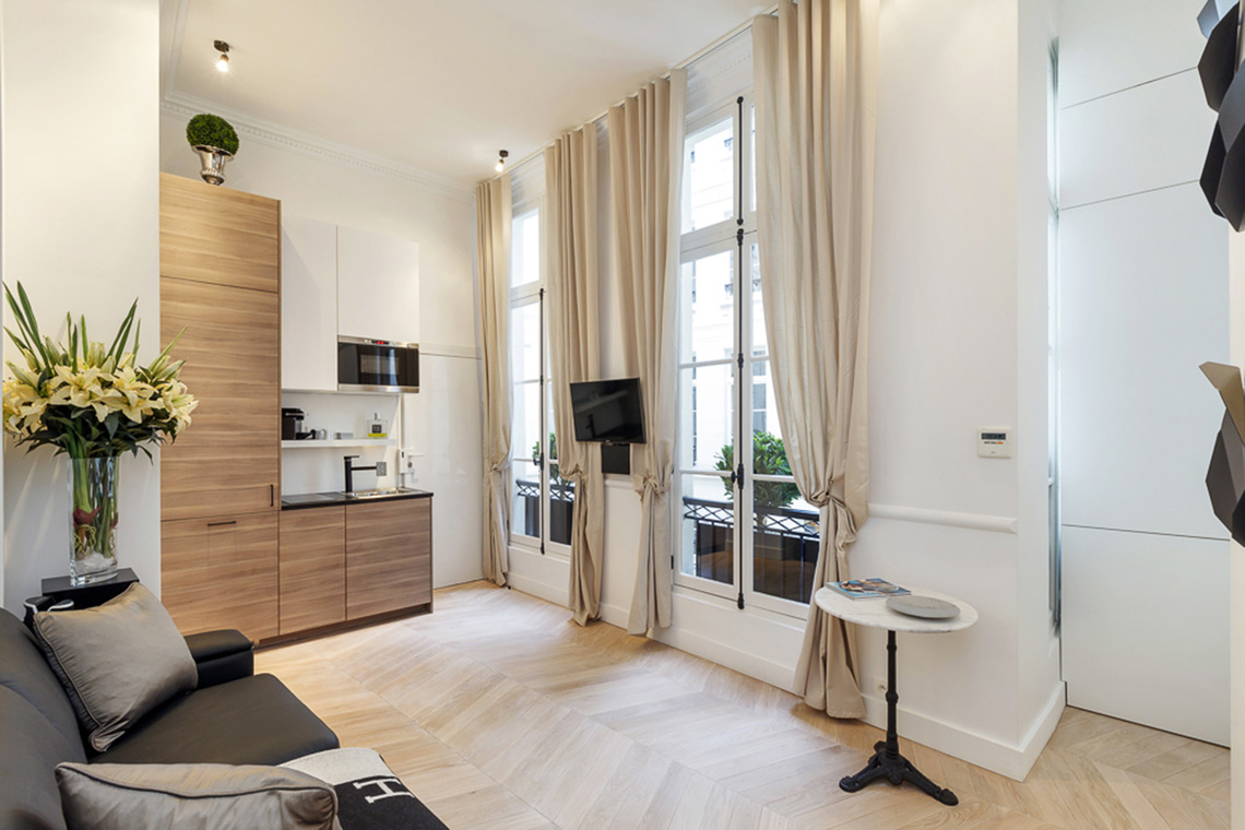 Appartamento Paris Rue Saint Honoré 2C 3