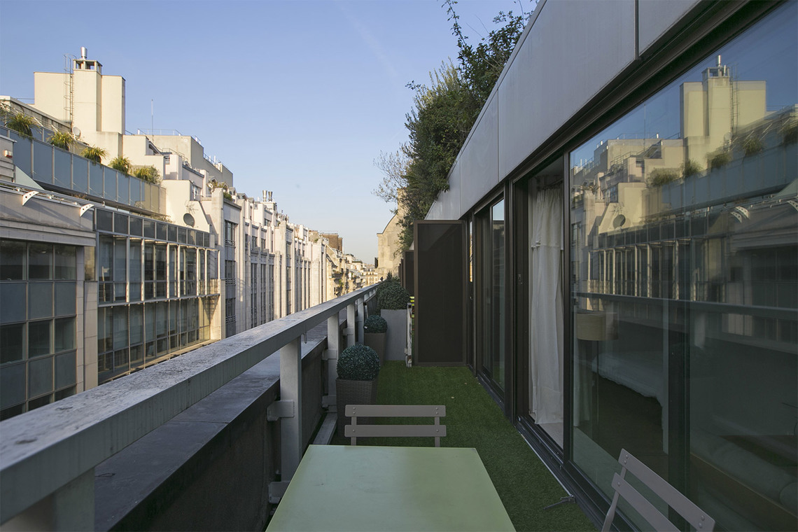 Apartment Paris Rue de Berri 16