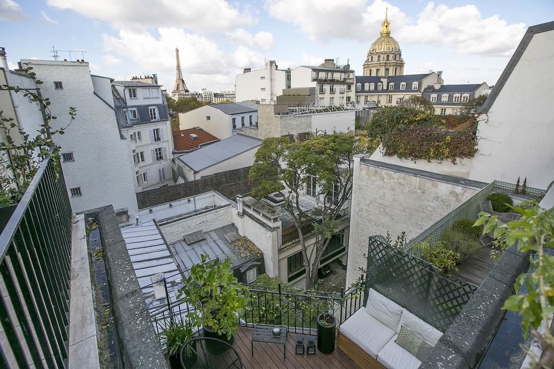 Apartment Paris Boulevard des Invalides 13