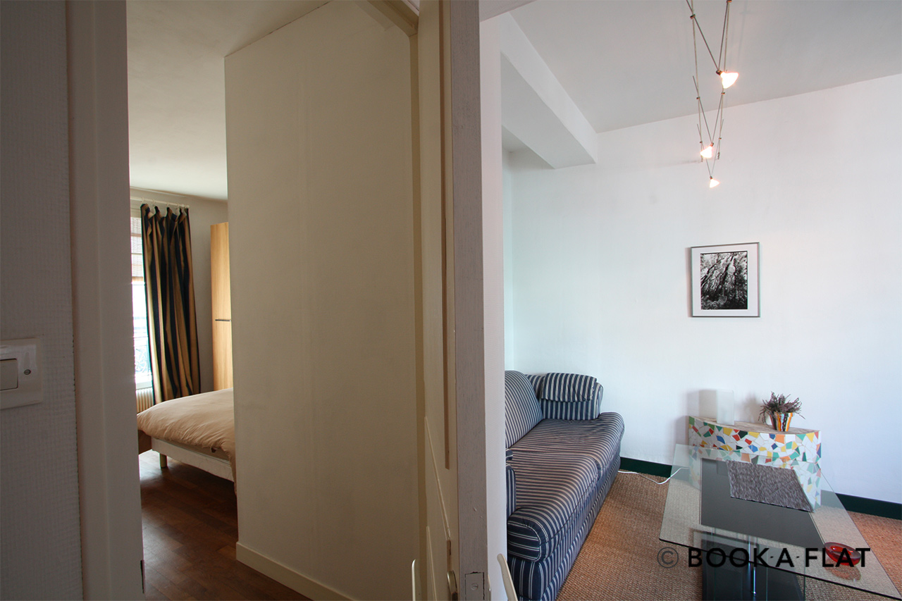 Appartement Paris Rue Cyrano de Bergerac 3