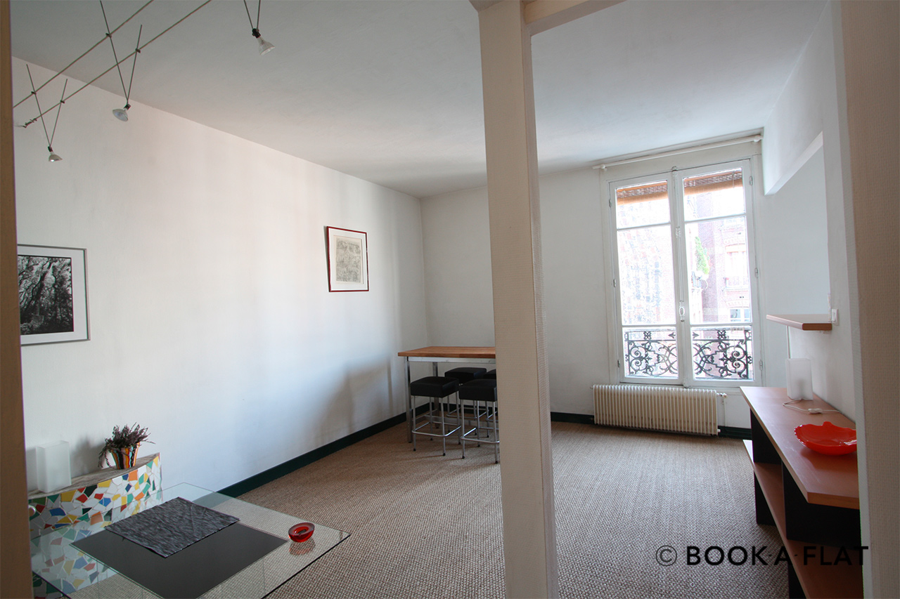 Appartement Paris Rue Cyrano de Bergerac 4