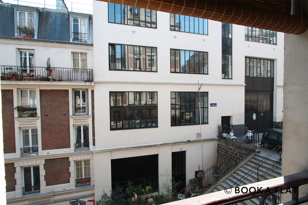 Appartement Paris Rue Cyrano de Bergerac 11