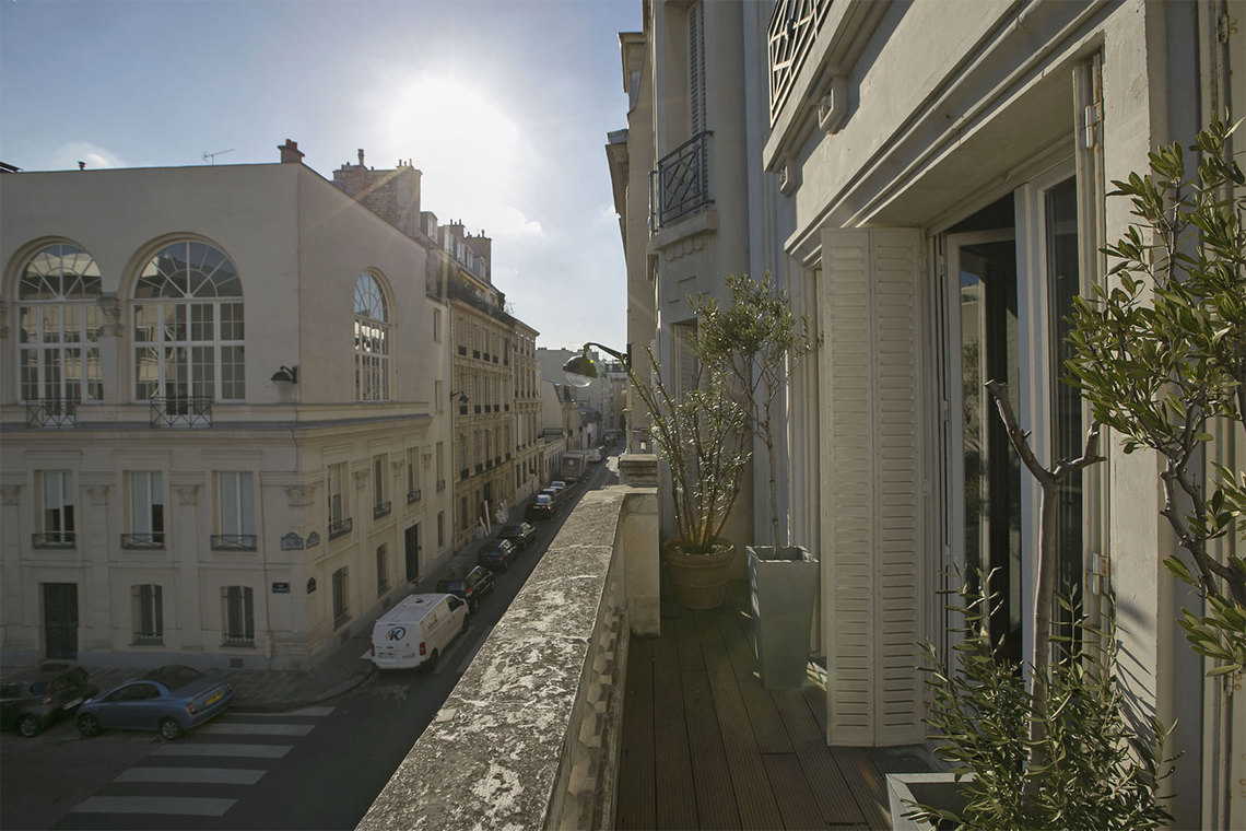 Apartment Paris Rue Barbet de Jouy 20