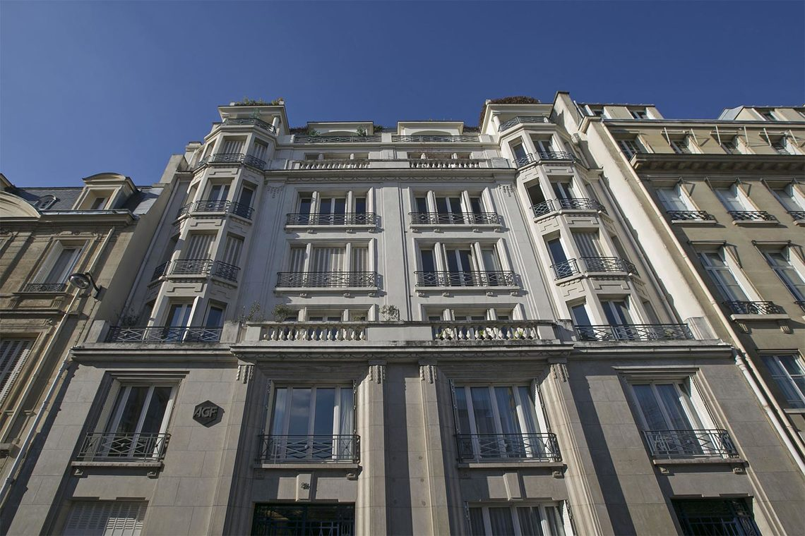 Apartment Paris Rue Barbet de Jouy 22