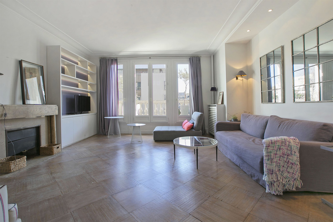 Paris Rue Barbet de Jouy Apartment for rent