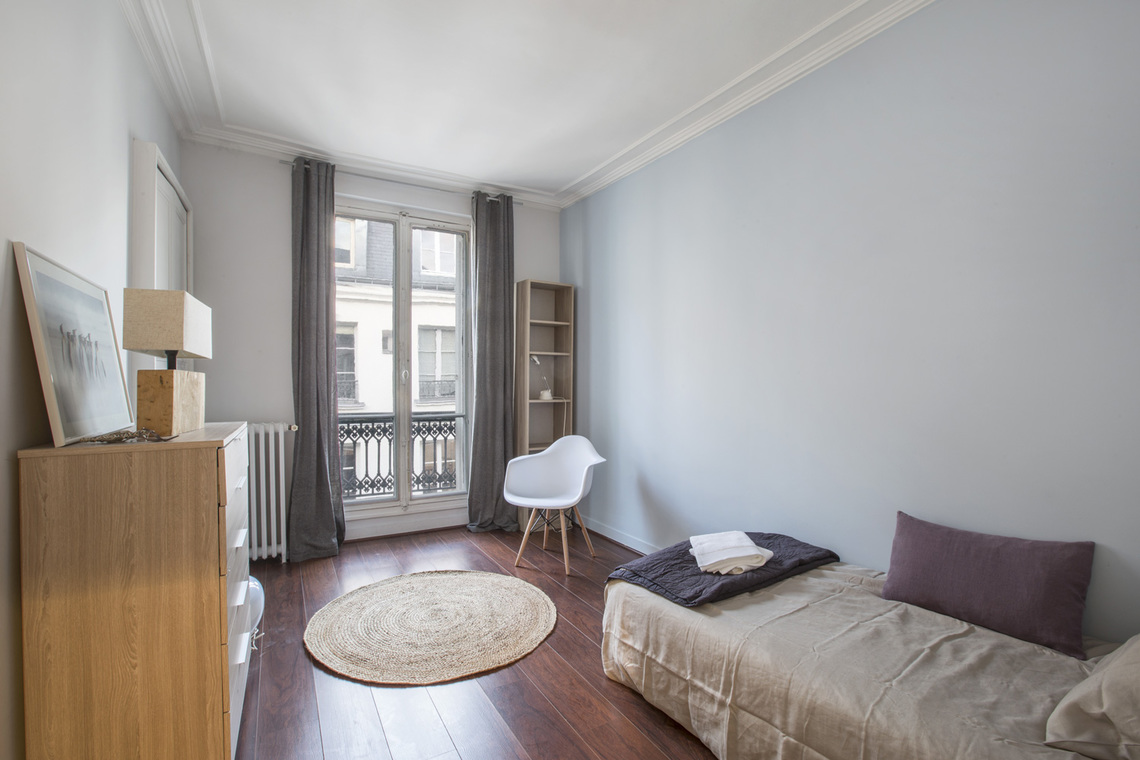 Apartment Paris Rue Bonaparte 13