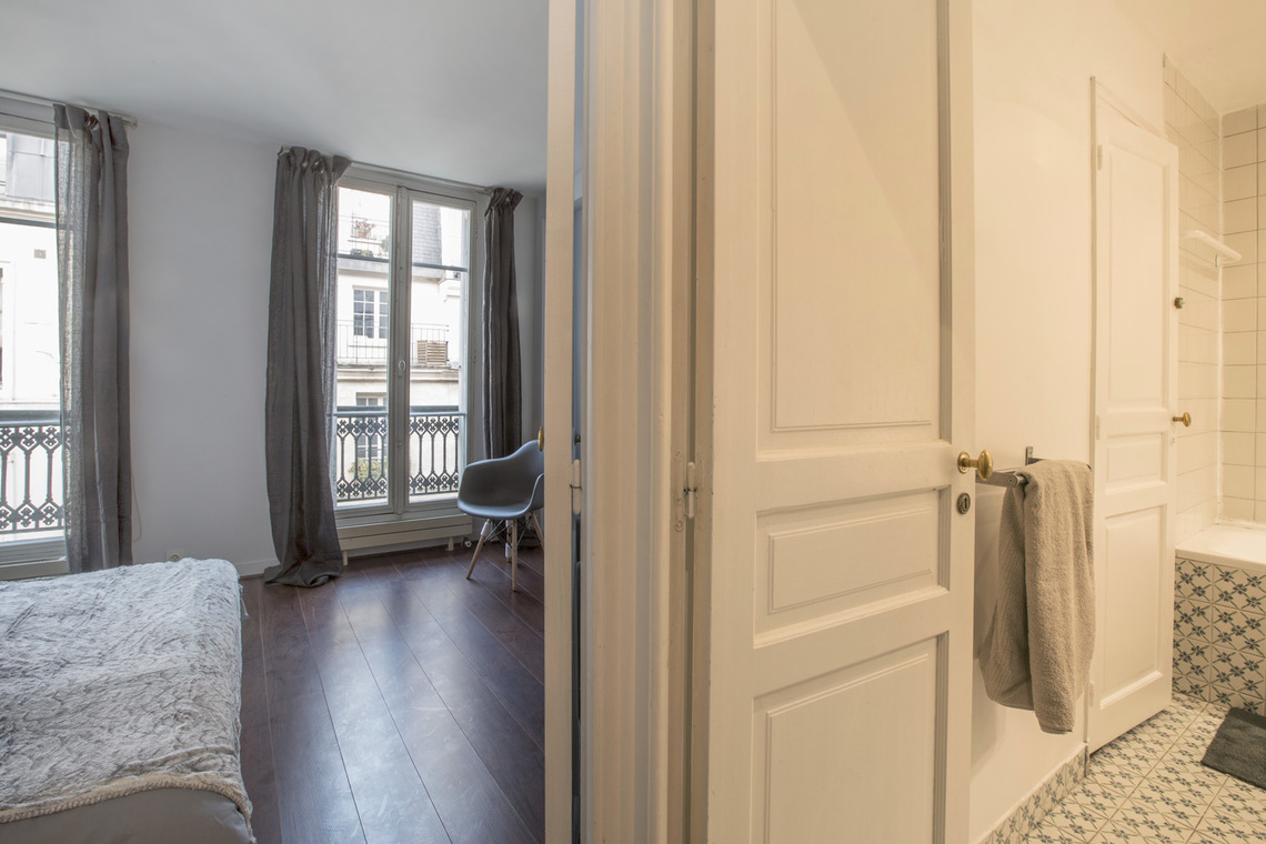 Apartment Paris Rue Bonaparte 12