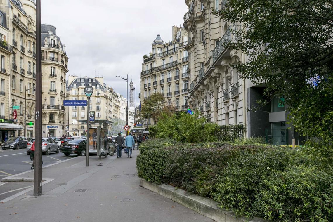 studio for rent rue fran ois ponsard paris ref 15713. Black Bedroom Furniture Sets. Home Design Ideas