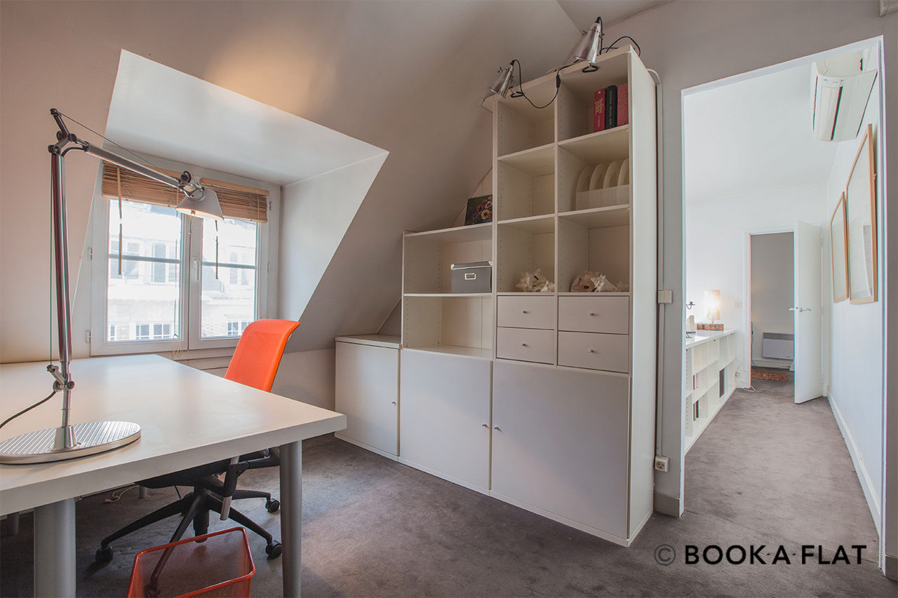 Appartement Paris Rue Charles Dickens 11