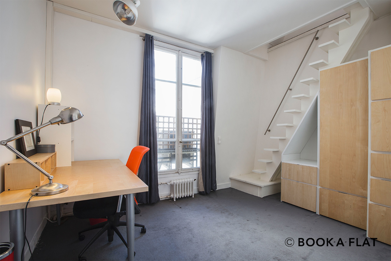 Appartement Paris Rue Charles Dickens 7