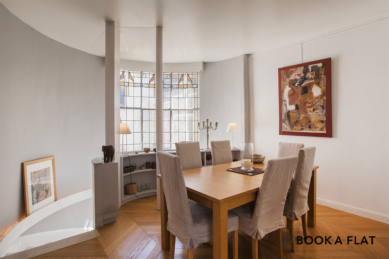 Appartement Paris Rue Charles Dickens 4