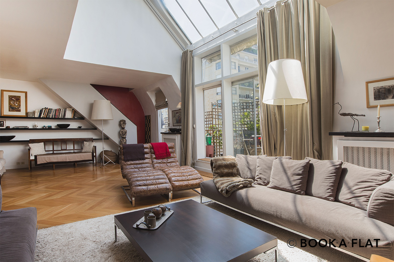 Appartement Paris Rue Charles Dickens 2