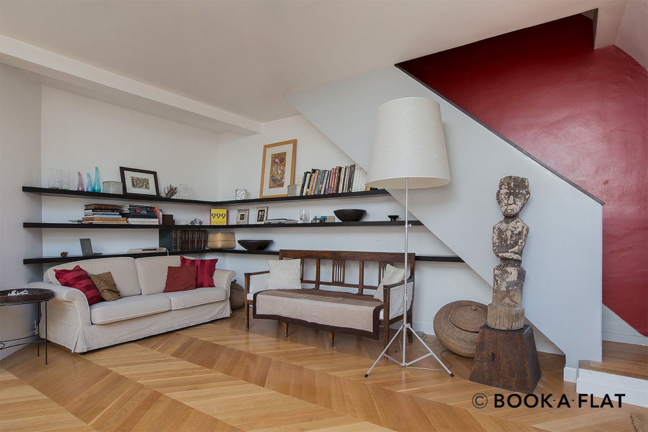 Appartement Paris Rue Charles Dickens 3