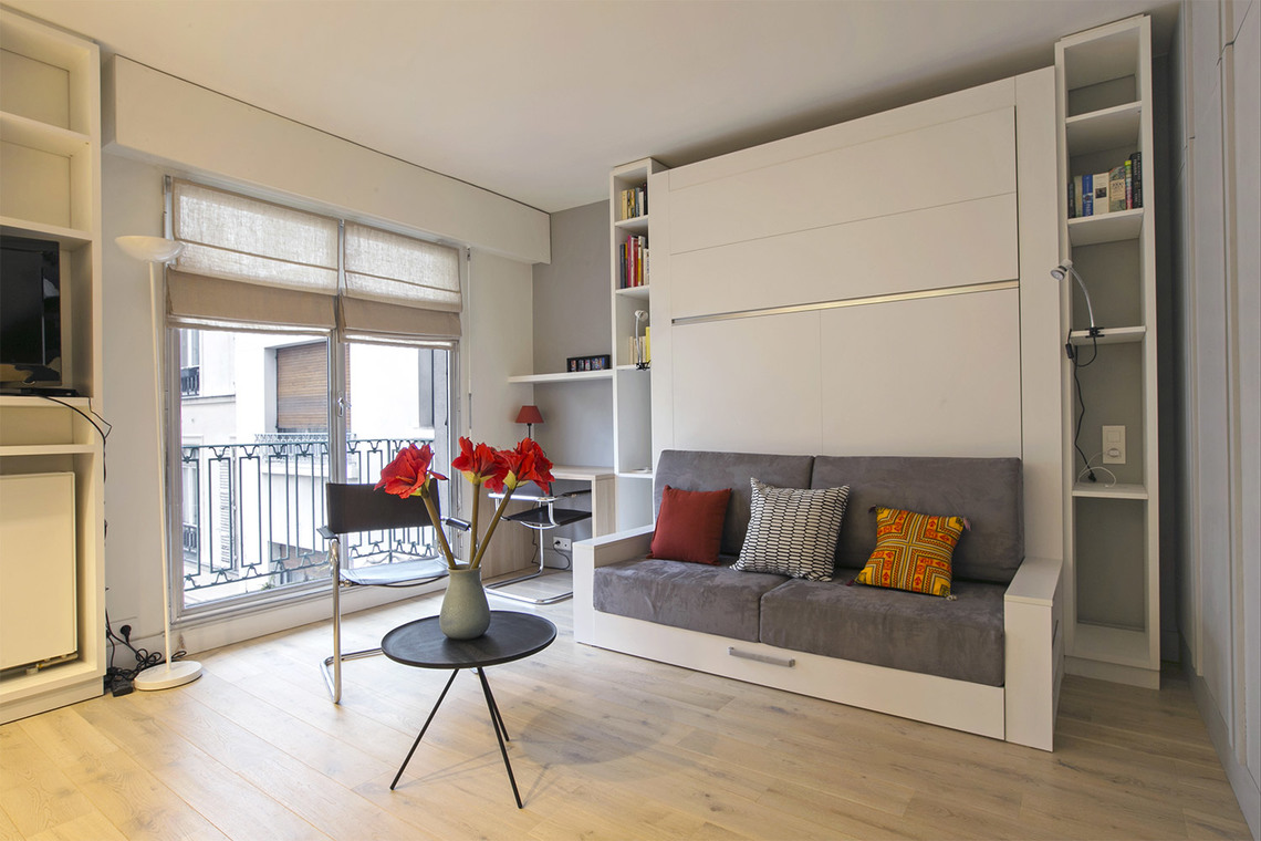Location Studio Meubl Rue De Lisbonne Paris Ref 15830 Location Appartement  Meuble Lisbonne