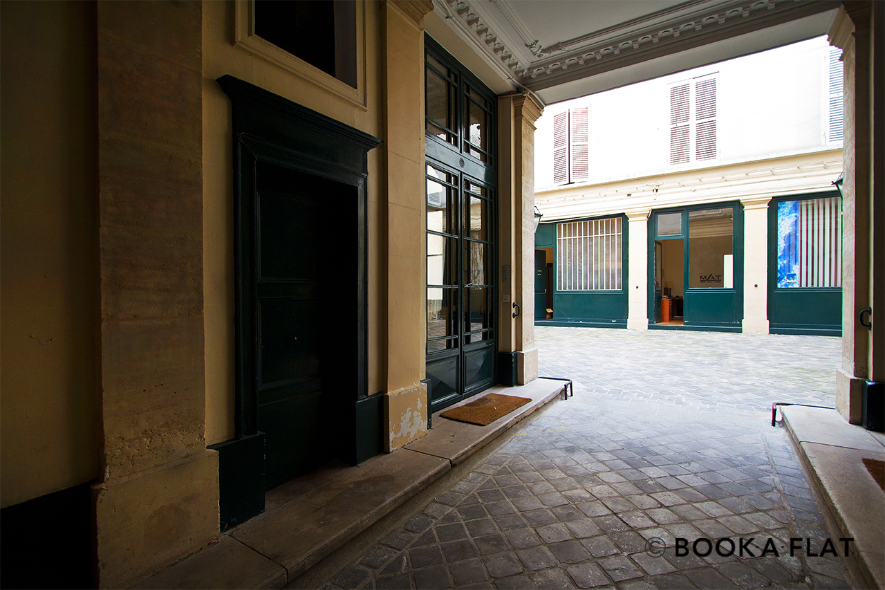 Appartement Paris Rue Vignon 11