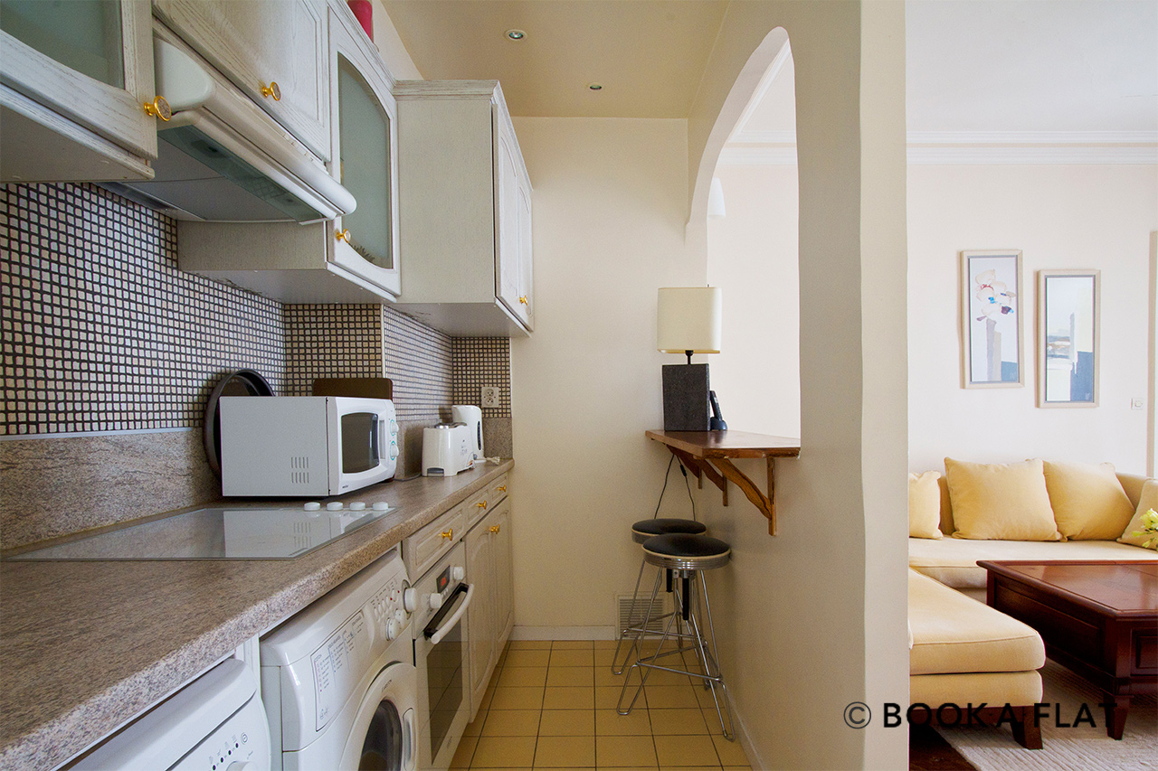 Appartement Paris Rue Vignon 7